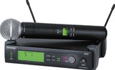 Shure SLX24/SM58 Handheld Wireless Microphone System