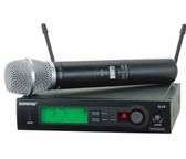 Shure SLX24/SM86 Handheld Wireless System