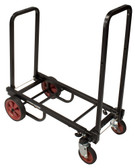 Ultimate Support JS-KC80 Adjustable Pro Equipment Cart - Small
