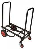 Ultimate Support JS-KC90 Adjustable Equipment Cart - Medium Size