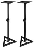Ultimate Support JS-MS70 Adjustable Studio Monitor Stands PAIR