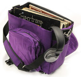 Technics Record Shoulder Bag
