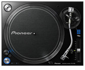 Pioneer PLX-1000 Turntables (top view)