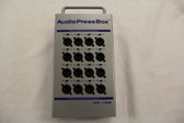 AudioPressBox APB-116 SB | Portable Active Press Box