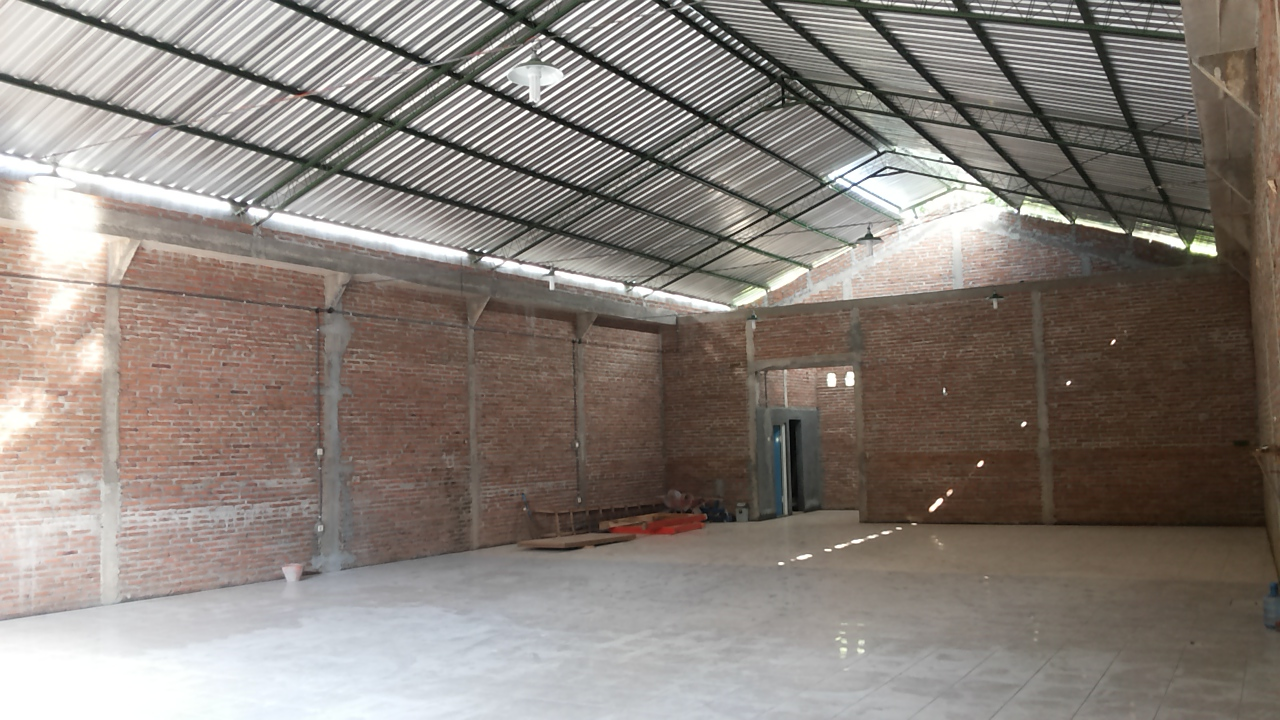 Our warehouse in Indonesia