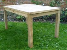 Southwold Rectangular Teak Table 150cm x 90cm