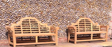 C&T Lutyens Deluxe 6ft Teak Bench | FREE DELIVERY | SUFFOLK | NORFOLK
