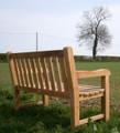 Southwold 4ft Teak Deluxe Bench