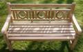 Framlingham 6ft Deluxe Teak Bench