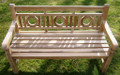 Framlingham 5ft Deluxe Teak Bench
