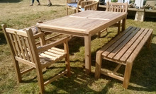 Southwold Rectangular Teak Table 180cm x 110cm