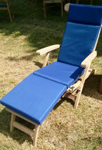 steamer chair BLUE