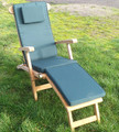 STEAMER CHAIR GREEN