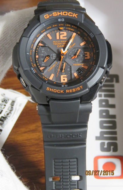 new product a57de b1ac1 Casio G shock gw 3000b manual
