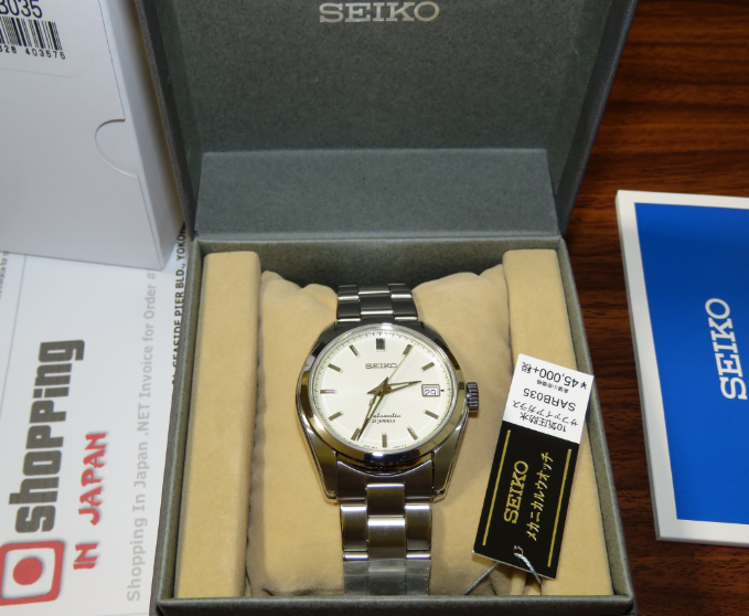 Seiko Sarb035 Mechanical Automatic Shopping In Japan Net