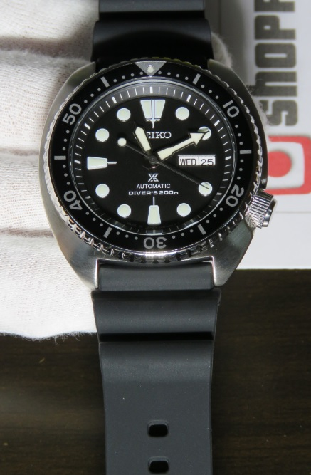 Seiko Srp777j1 Prospex Turtle Made In Japan Shopping In