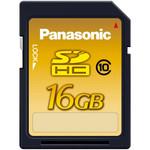 Panasonic RP-SDWA16GJK 16GB Class 10 SDHC Memory