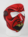 Face Mask - Devil Neoprene