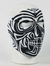 Face Mask - Tribal Moko Neoprene