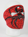 Face Mask - Spider Neoprene