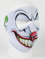 Face Mask - Evil Clown Neoprene