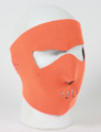 Face Mask - Safety Orange