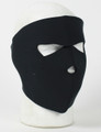 Face Mask - Black Neoprene - clearance