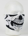 Face Mask - 1/2  Skullmouth Half Neoprene