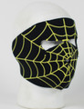 Face Mask - Pittsburgh Spider Neoprene