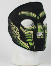 Face Mask - Snake Face Neoprene