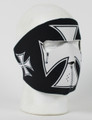 Face Mask - Iron Cross Neoprene