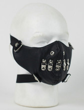 Face Mask- Punk Pleather