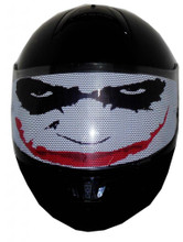 Joker Motorcycle Helmet Visors Sticker