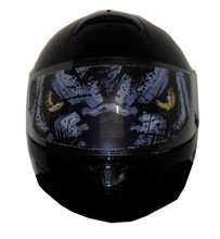 Wolf Eyes Motorcycle Helmet Visors Sticker