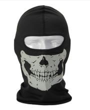White Skull Balaclava
