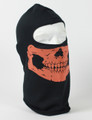 Balaclava - Skull Orange