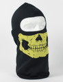 Balaclava - Skull Yellow
