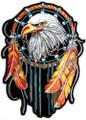 Patch - Eagle Dream Catcher