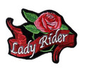 Patch - Lady Rider