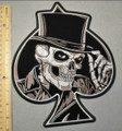 Patch - Top Hat Skull