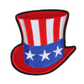 Patch - Uncle Sam Hat