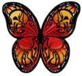 Butterfly Wings Patch