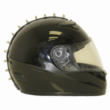 1047 MOTORCYCLE HELMET SPIKE STRIP