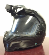 RX-909 DOT ATV Dirt Bike MX Carbon Fiber Motorcycle Helmet