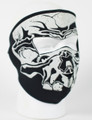 Face Mask - New Skull Head Neoprene