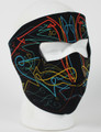 Face Mask - Pinstripe Neoprene