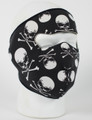 Face Mask - Skull Crossbones Neoprene