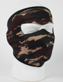 Face Mask - Tigerstripe Camouflage Neoprene