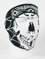 Face Mask - Lethal Threat Gangster Skull