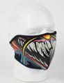 Face Mask - 1/2 Devil Neoprene